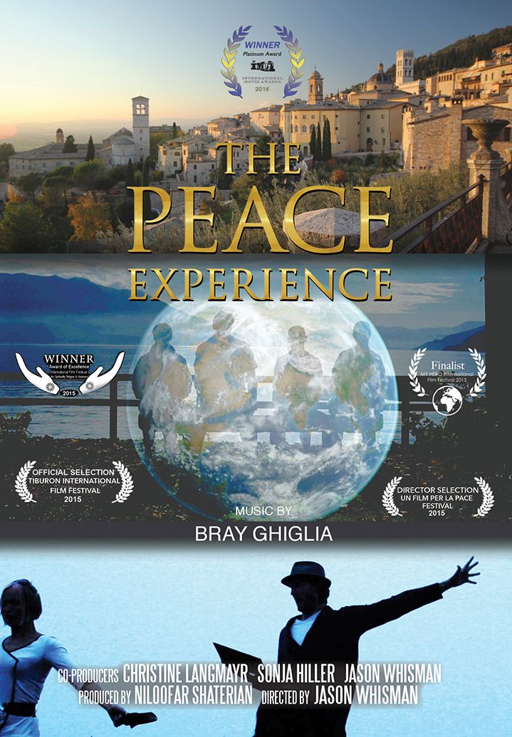 The Peace Experience movie poster